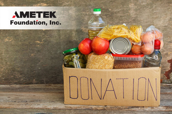 AMETEK Foundation Providing Global Support in Fight Against COVID-19